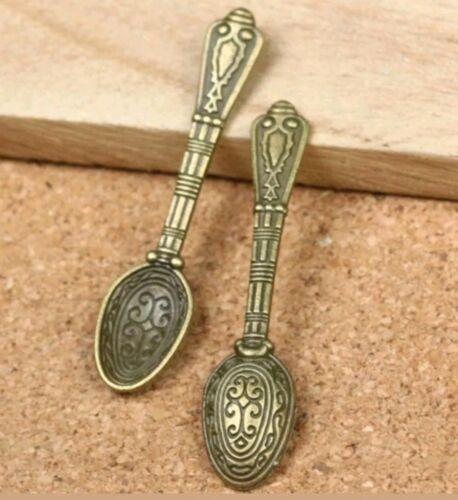 Talisman Medaillon Löffelchen Geld bringer Amulett