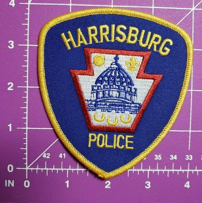 Harrisburg Pennsylvania Police-shoulder patch
