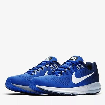 NIKE AIR ZOOM STRUCTURE 21 Men's Running Trainers Gym UK 9 EUR 44 RRP£109