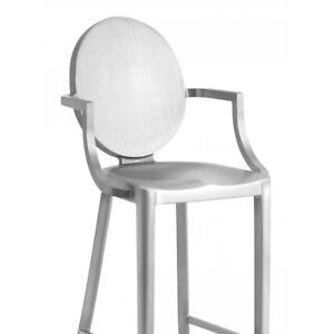 Original Emeco Philippe Starck - Kongo - Counter Stool