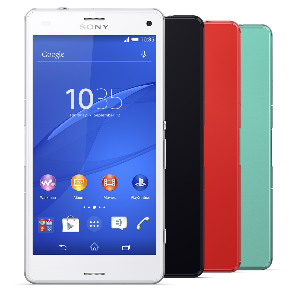 Android Phone - NEW Sony Ericsson Xperia Z3 Compact D5803 16GB  Quality Android Smart Phone MINT