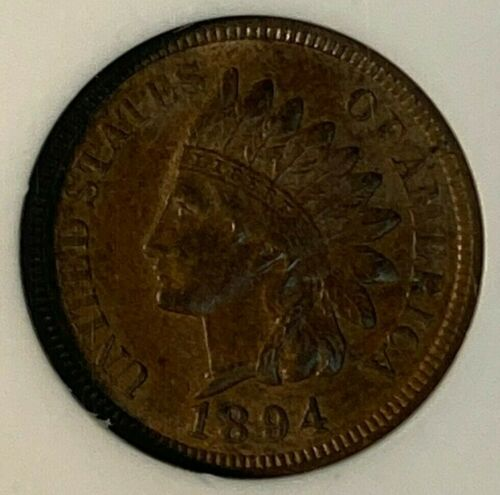 1894 NGC MS63 BN Indian Head US Cent 1C