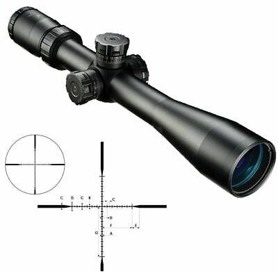 Nikon M-TACTICAL 3-12x42SF Riflescope Non Illuminated MK1-MRAD Reticle