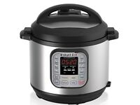New Instant Pot Duo 7-in-1 Electric Pressure Cooker (6L)