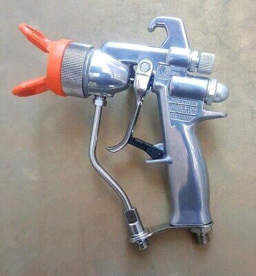 Graco Alpha Plus Air-assisted Airless Spray Gunpaint Sprayer4000 Psi