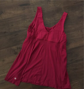 Lululemon Berry Wrappers Tank!