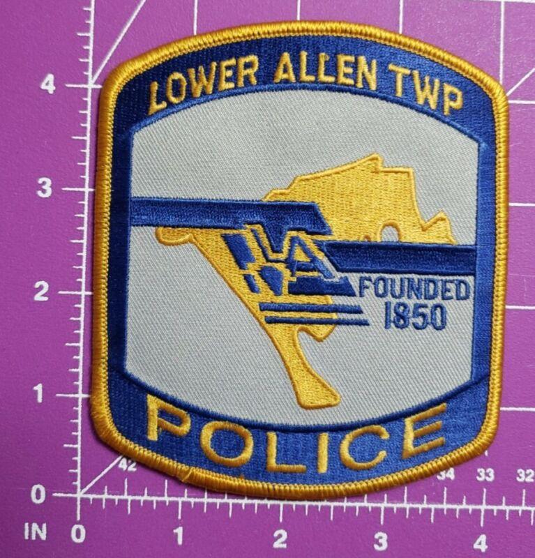 Lower Allen Township Pennsylvania-POLICE shoulder patch