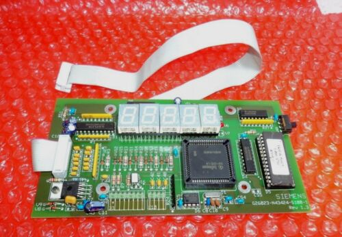 Siemens B&k Cpu-pi Vers.b Pc Board G26023-n43424-s100-1 Rev 1.3