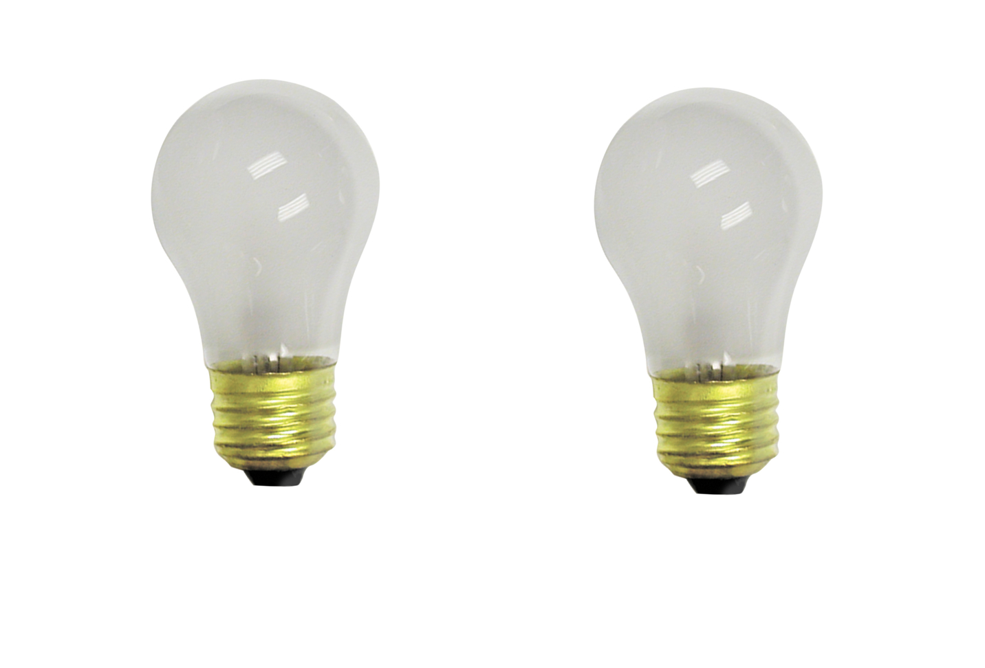 2 pack Camco Incadescent Screw Base OVEN Bulbs BULB A-15 15W OVEN