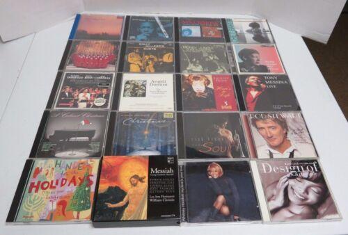 Lot of 20 CD
