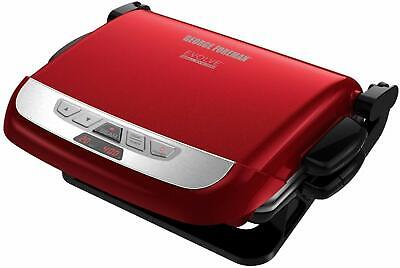George Foreman Evolve Digital Time Display Nonstick Grill Removable Plate...