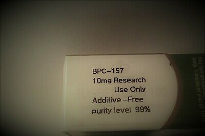 Pl14736bpc157 10mg Powder Per Bottle. Free Shipping In Usa