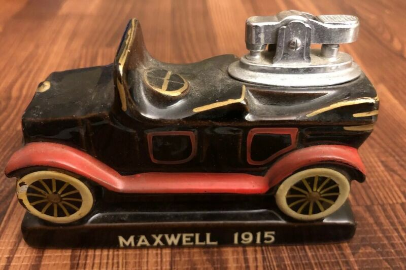 1964 Amico Maxwell 1915 Lighter Made In Japan