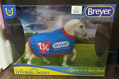 Breyer Horse Classic TSC Brabant Percheron Draft Blanket LE Tractor Supply 2020