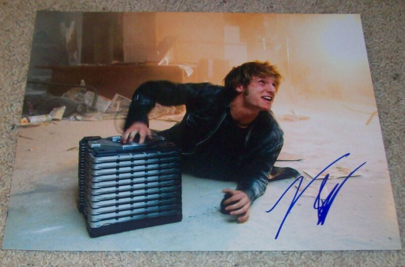 JAMIE BELL SIGNED AUTOGRAPH JUMPER BILLY ELLIOTT 11x14 PHOTO w/EXACT VIDEO PROOF
