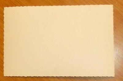 Ancien photo deval publiciter des chapeau flechet format carte postal n°1