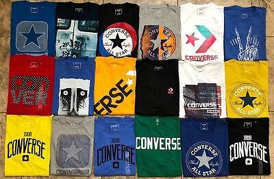 Men's Converse All Star Chuck Taylor Cotton T-Shirt