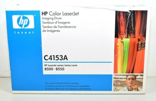 Genuine HP Color LaserJet 8500 8550 Imaging Drum Unit C4153A