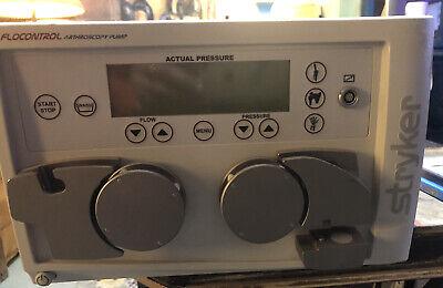 Stryker 350-600-001 Flocontrol Arthroscopy Pump Console