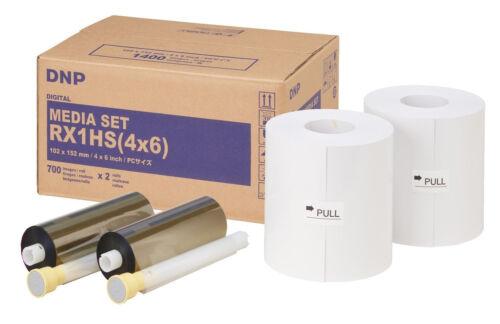 DNP DS-RX1 HS Media Set 4x6
