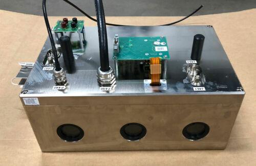 Bruker Maldi TOF-TOF Mass Spectrometer Ion Reflector Detector Chamber Assembly
