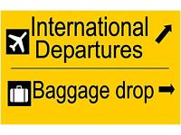 Stag /& Hen Gift Airport Reproduction Sign Departures Airport Sign