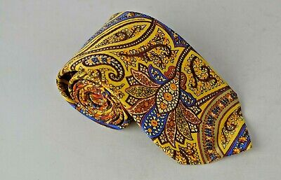 Brioni Men's Tie Silk Colorful Career 62