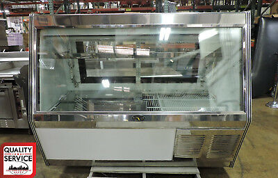 Marc Mdl-6 Sc Commercial Refrigerated Self-contained Double Duty Display Case