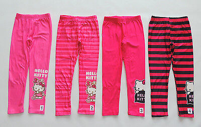 Kitty Leggings (HELLO KITTY    LEGGINGS  HOSE    GR. 92  104  116  128  140  152)