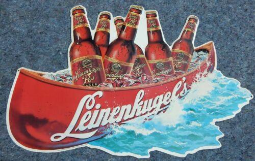 Rare vintage Cool Leinenkugel