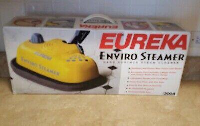 Eureka Enviro Steamer 300A Hard Floor Surface Steam Cleaner (Eureka Floor Steamer)