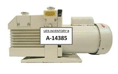Trivac D16b Leybold 91265-2 Rotary Vane Vacuum Pump Used Tested Working