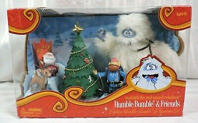 Rudolph the Red-Nosed Reindeer Deluxe Humble Bumble & - Rudolph The Red Nosed Reindeer Set