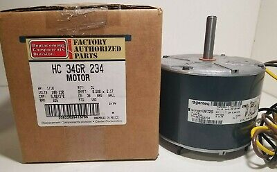 Motors - Condenser Fan Motor 1 - 2 - Industrial Equipment
