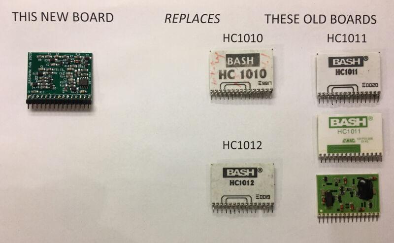 BASH HC1011 Klipsch ProMedia 5.1 RSW10 Harman Kardon NEW Replaces Circuit Board