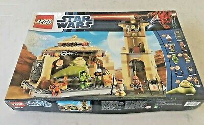 LEGO Star Wars Jabba's Palace 9516, 100% COMPLETE and Boxed