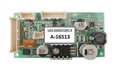 Kawasaki 50999-2873 Robot Interface Board Pcb Working Surplus
