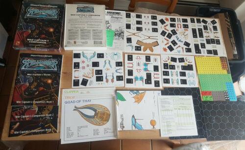 Dungeons & Dragons: Spelljammer War Captain