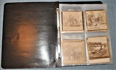 Lot of 66 Images - Collection of the 1st Illinois Infantry