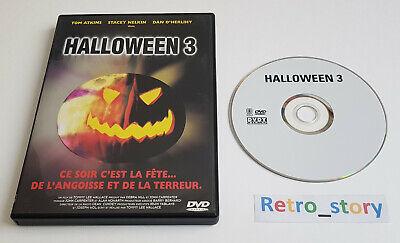 DVD Halloween 3 - Stacey NELKIN ()