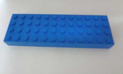 LEGO Blue Modified Plate w//Grille 1x2 Radiator Grill Lot//15