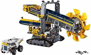 Lego 42055 Technic Bucket Excavator Lego- Brand New New Farm Brisbane North East Preview