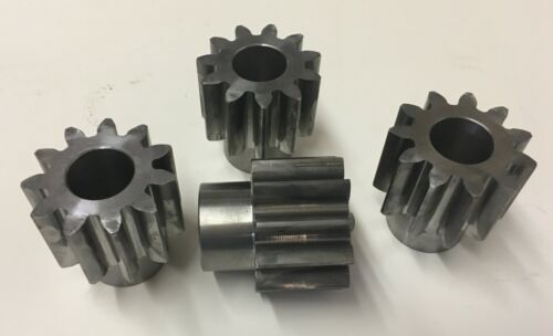 Lot of 4 Trap Gears for Timpte Grain Trailers 035-06926 S611MM Spur Gear