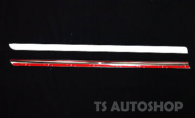 Fit Toyota Hiace Commuter05 08 11 15 L R Stainless Steel Front Windows Sill Trim