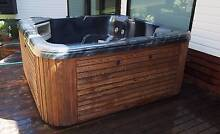 spa- outdoor cedar Donvale Manningham Area Preview
