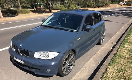 2006 BMW E87 118i, 6sp Auto, low kms, great car! Kings Langley Blacktown Area Preview