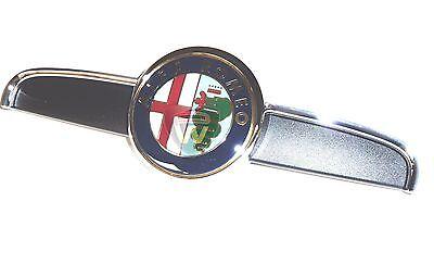 Alfa Romeo Grille / Bonnet Badge & Plinth Brera & Spider 156067471 New & Genuine