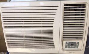 TECO wall / window air conditioner 5.3kw cool/heat!!!