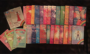 RAINBOW MAGIC FAIRY BOOKS INDIVIDUALLY PRICED Mount Hawthorn Vincent Area Preview