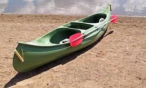 13 ft 2 person fibreglass Canadian canoe Armidale Armidale City Preview
